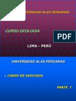 Tiempo Geologico y Significado de Los Fosiles