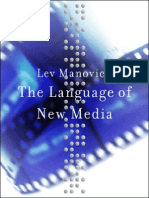 Manovich Lev the Language of New Media