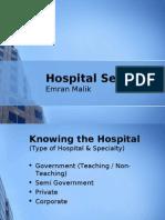 Hospital Selling
