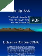 Lịch sư ra đơì của CDMA