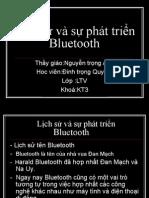 Lịch sử và sự phát triển Bluetooth