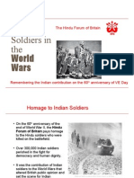 Indians in World War