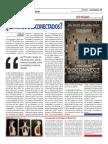 ¿Estamos desonectados? | Omar Suri (Oja x Oja 2013-10-14)