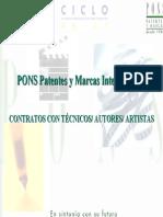 Ponencia Pons