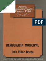 Democracia Municipal