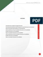 Informe 2012 Claro-comcel