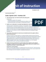 EdTech 506 Unit of Instruction Outline (Final)