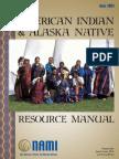 American Indian & Alaska Native Resouce Manual