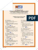 Www.utimf.com Funds ApplicationForm UTI-IncomeSchemeLoose