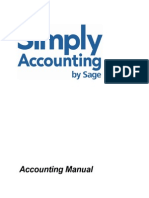 Accounting Manual English
