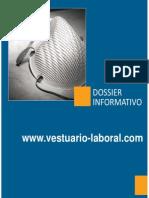 Dossier Vestuario Laboral