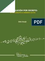 La Revolucion Por Decreto. Velasco Alvarado. IPE