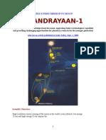 Chandrayaa 1 Details