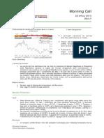 Finanza MCall Daily 22042013