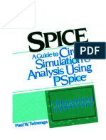 Spice - A Guide to Circuit Simulation and Analysis Using Pspice