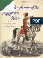 Spanish Armies of the Napoleonic Wars