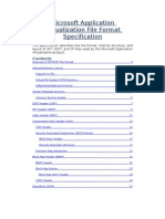 App-V File Format v1