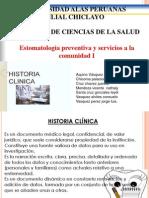 1era Clase Historia Clínica