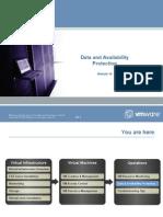 VI3 IC REV B - 10 - Data Availability Protection