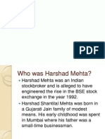 17227215 Harshad Mehta Scam