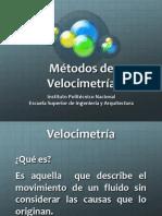 Metodos de Velocimetria Scbd