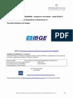 Informática para Concursos - IBGE Técnico em Informações Geográficas e Estatísticas A I edital 02-2013