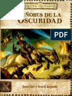 D&D 3.5 - Reinos Olvidados - Senores de La Oscuridad