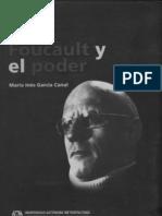 """García, María Inés.  """"Foucault y el poder""""."""