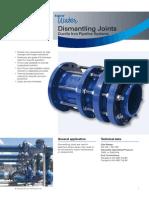 TDS Dismantling Joints