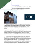 Bahan Bangunan Rumah Ramah Lingkungan