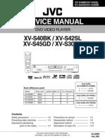 Manual+Jvc+Xv s40bk