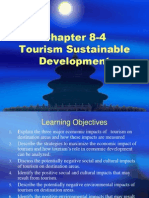 Chapter 8-4 Tourism Sustainable Development
