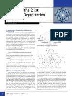 Managing 21 Century Organization