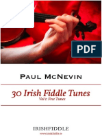 Irish Fiddle Tunes