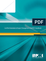 Certified Associate in Project Management (CAPM) Handbook _ Pdc_capmhandbook