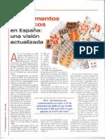 Medicamentos Genéricos en España_Junio 2009