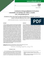 Lunes Ionomero Vidrio y Ortodoncia