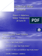 ISPE_SFC pharma water sys