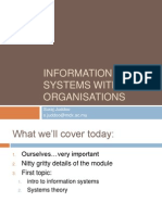 Chapter 1-Information Systems
