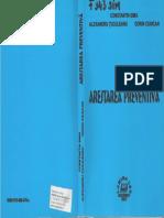 Arestarea preventivă - C.Sima, A.Ţuculeanu, D.Ciuncan - 2002
