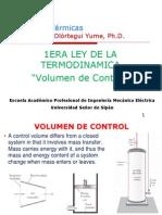 1era Ley Termo VC