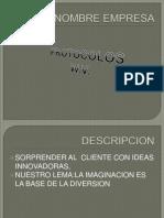 Empresa Protocolo Wv