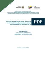 Archivo PDF Lengua Castellana