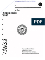 Terrorism in the United States 1987