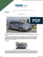 Essai Citroën Grand C4 Picasso
