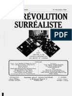 La Revolution Surrealiste 1-3 1924-1925