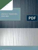 Anisio Teixeira