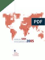 Rapport d'activités 2005