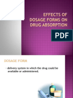 Biopharmaceutics