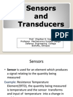 PE-4030 Ch 2 Sensors and Transducers Part 1 Oct 1 2013